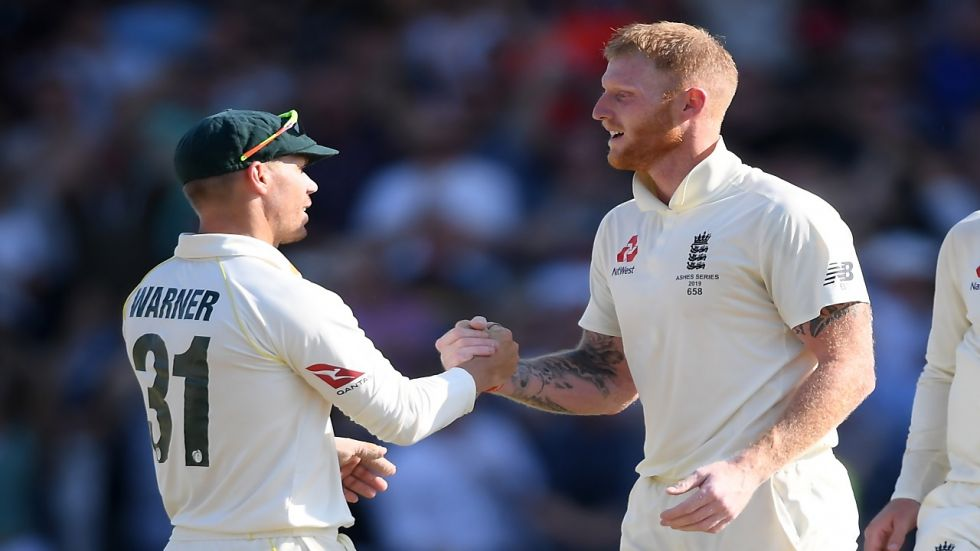 Ben Stokes has said David Warner's continuous sledging helped him score his match-winning knock in Leeds during the 2019 Ashes.