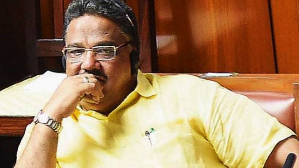 Tanveer Sait is an MLA from Mysore's Narasimharaja Constituency.