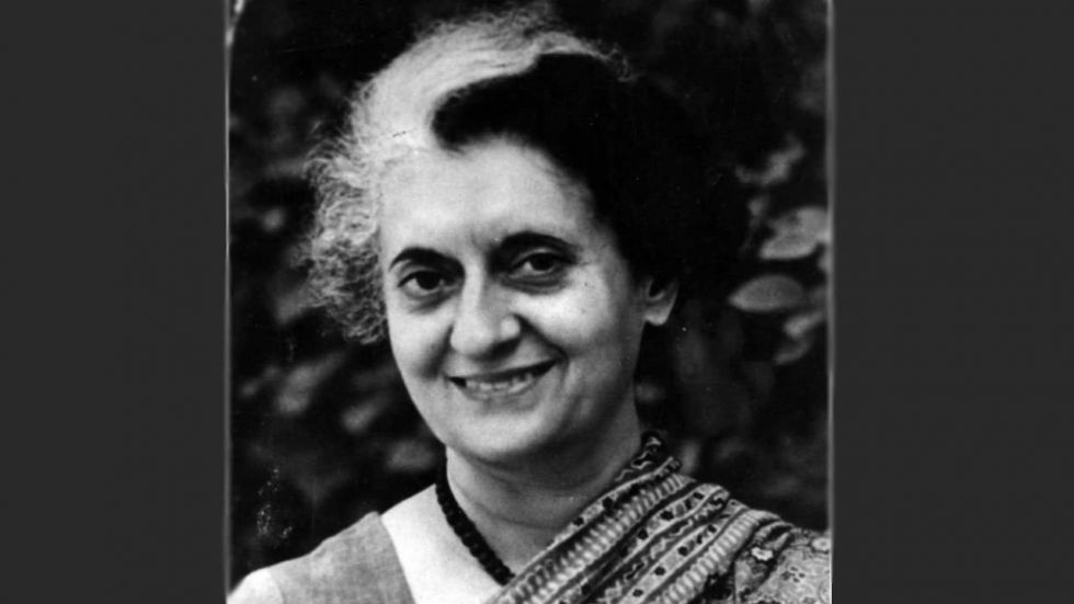 Indira Gandhi, India's third Prime Minister of India, was popularly known as the 'Iron Lady'