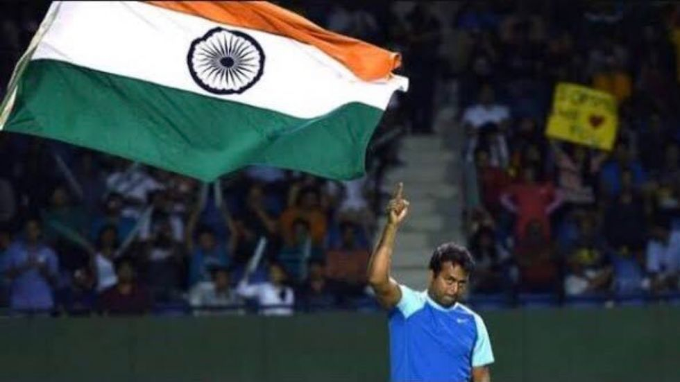 Veteran Leander Paes and Jeevan Nedunchezhiyan are likely to pair up for the doubles.