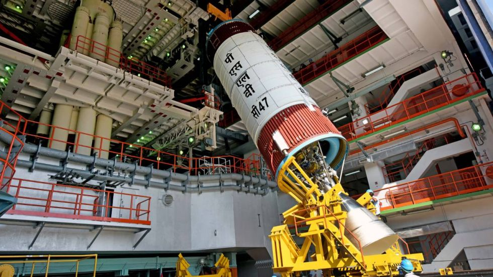 PSLV-C47 will be 21st flight of PSLV in 'XL' configuration