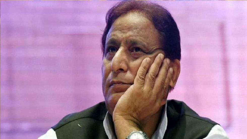 There are more than 84 criminal cases pending against Azam Khan and his family in Rampur.
