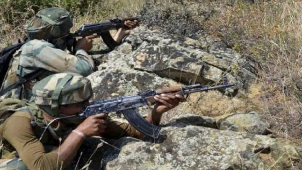 J-K: Pakistan Violates Ceasefire In Mendhar Sector Of Poonch District, Indian Army Retaliates
