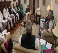 Congress-NCP Leaders Meet At Sharad Pawar's Residence For Second Time In A Day