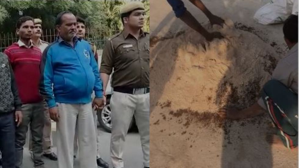 the accused used to purchase raw material from Rajasthan and sold fake cumin in Uttar Pradesh and Rajasthan.