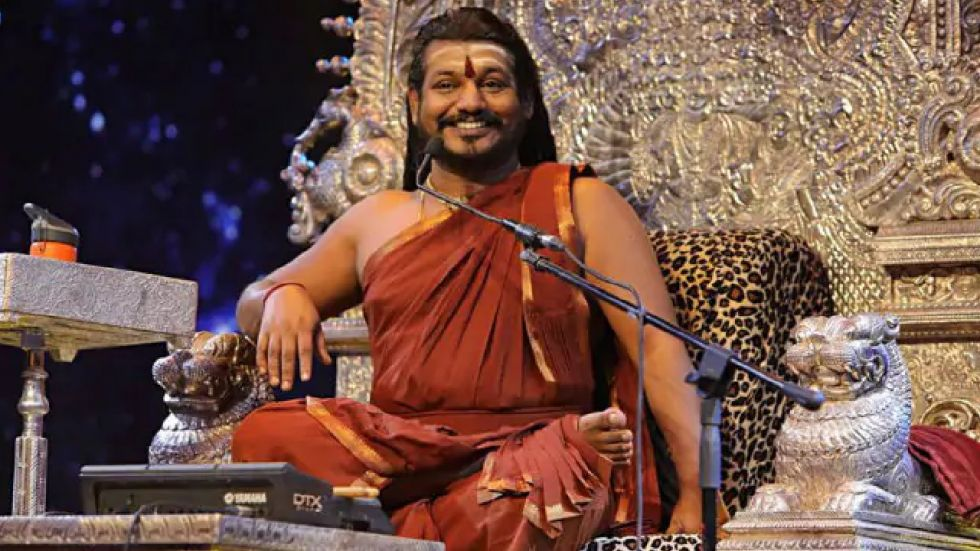 The police have also arrested two of Nithyananda's women disciples.