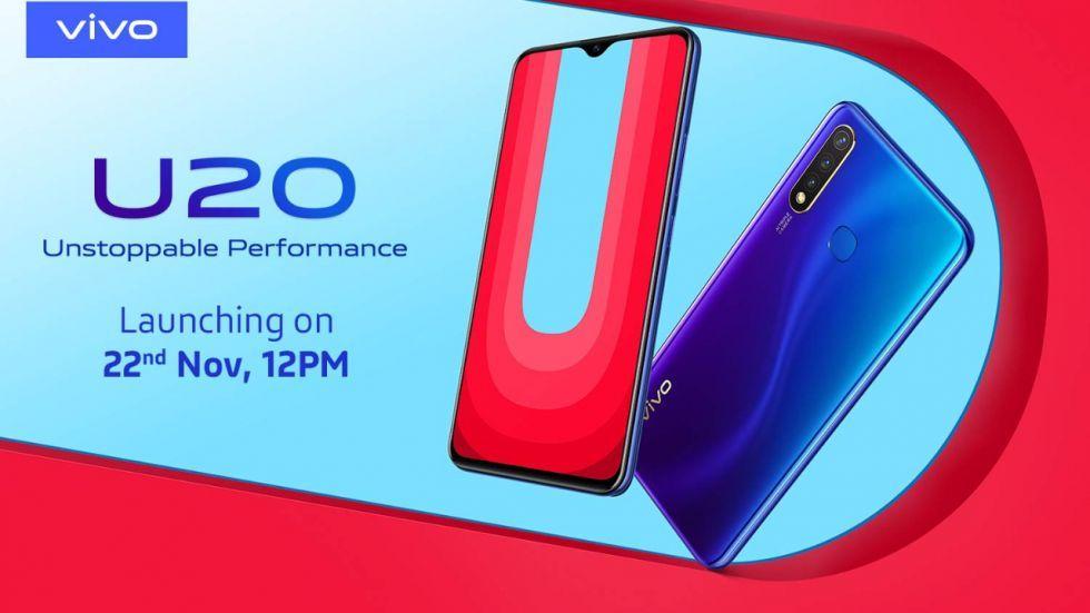 Vivo U20 To Be Powered By Snapdragon 675 processor