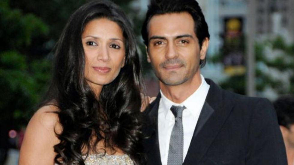 Arjun Rampal And Mehr Jessia Are Now Officially Divorced.