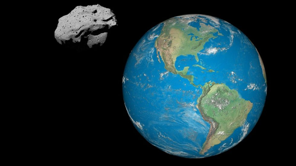 Earth Had Close Encounter With Space Rock 2006 SF6 Few Hours Ago (Representational Image)