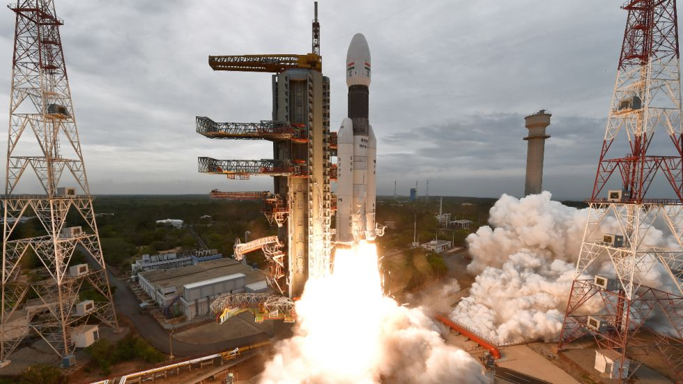 On September 7, the ISRO's ambitions to touch down the south pole of the Moon faced a technical glitch after the space agency lost contact from Chandrayaan-2's Vikram lander.