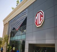 MG Motor India Installs First Fast-Charging Station For Electric Vehicles In Gurugram