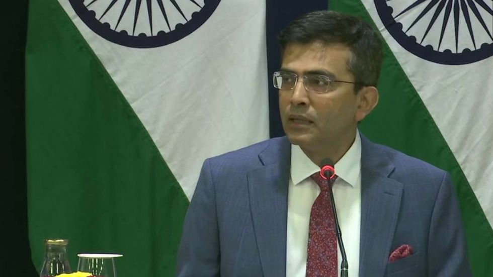 India Expresses 'Surprise' On Arrest Of Two Indian Nationals In Pakistan