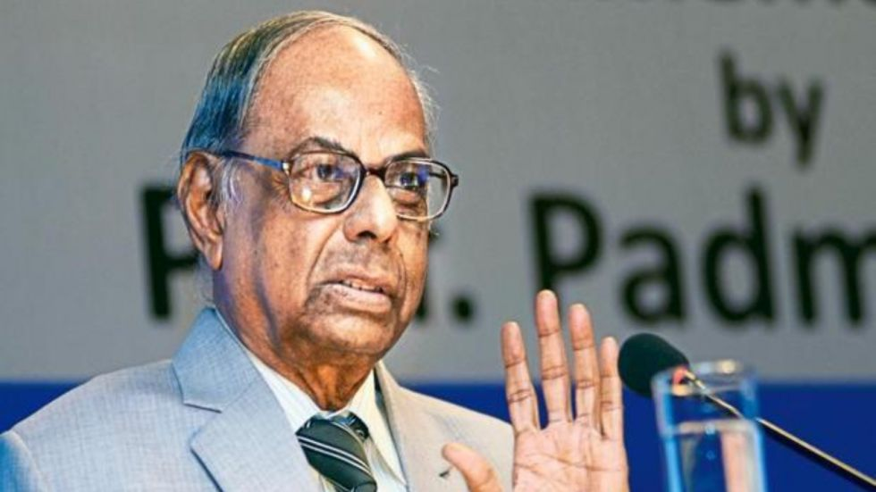 The economy is in bad shape, former Reserve Bank governor C Rangarajan said.