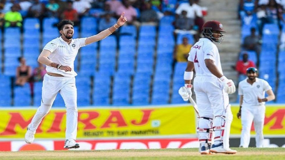 Ishant Sharma Becomes The First Indian To Achieve Five-Wicket Haul With The Pink Ball