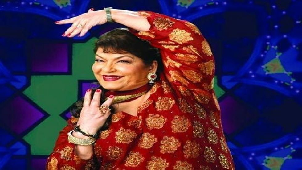 Saroj Khan Appointed Ambassador For Cine Dancers Association