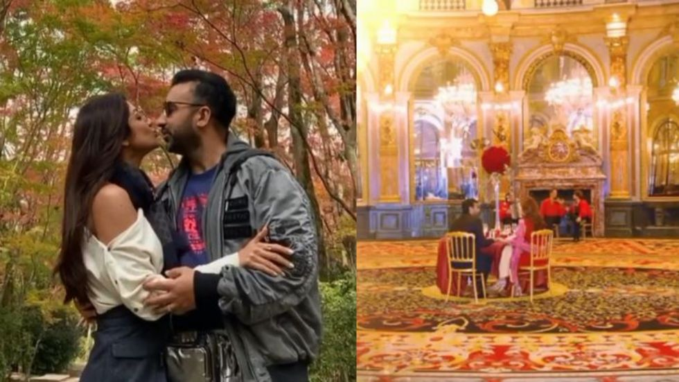 Shilpa Shetty Shares Anniversary Video Made By Raj Kundra; Post Features Their Grand