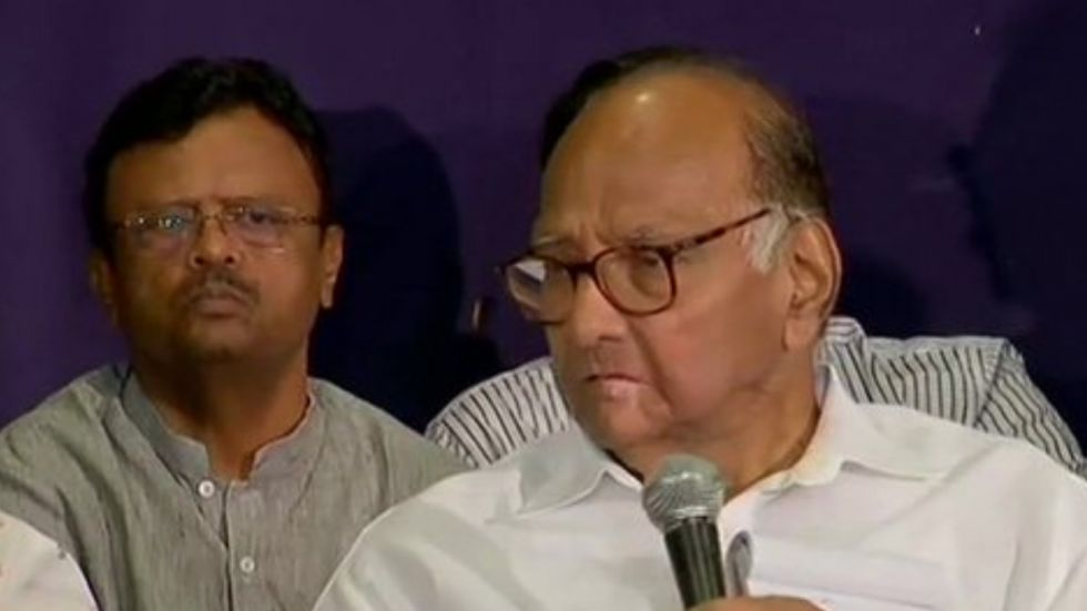 NCP MLAs who support the BJP should know this move attracts provisions of anti-defection law, Sharad Pawar said.