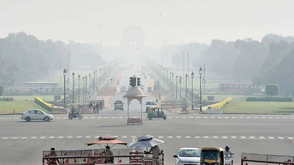 In case of good rains in Delhi-NCR on November 26 and 27, pollutants will be washed away.
