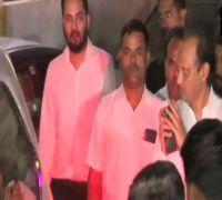 Maharashtra: Ajit Pawar Meets Devendra Fadnavis At CM's Residence