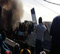 Light Plane Crashes Into DR Congo City, 23 Bodies Found: Rescue Service
