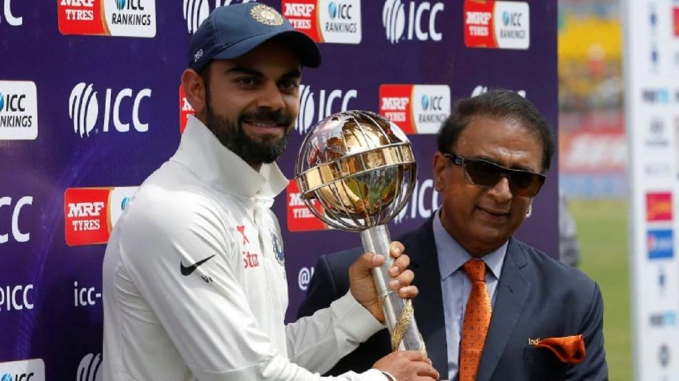 Sunil Gavaskar argued that India were winning even when Virat Kohli was not even born.