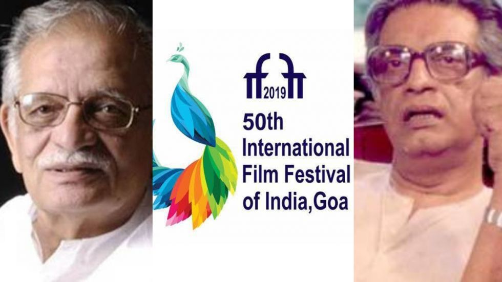 IFFI Uploads Gulzar Pic Instead For Satyajit Ray's Film In Credits