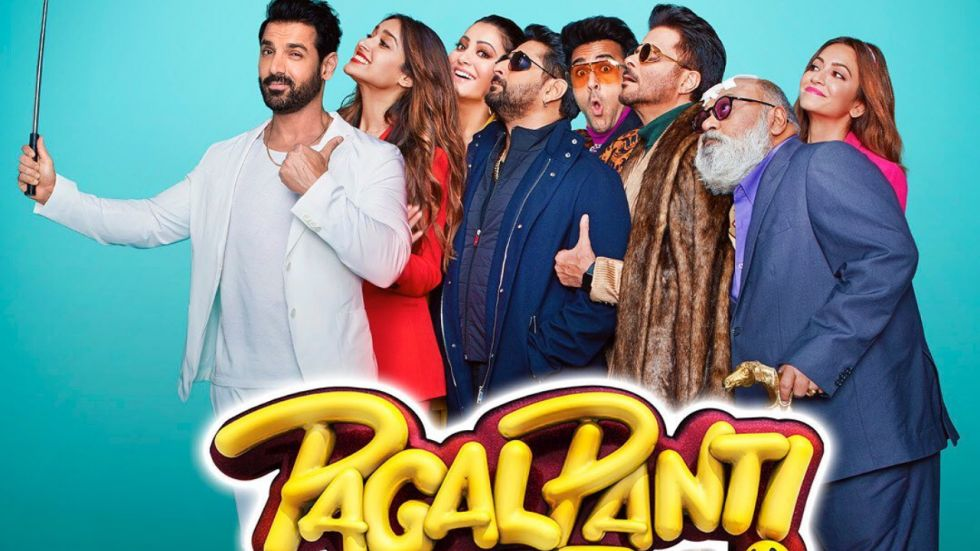 John Abraham's Pagalpanti Earns Rs 11.25 Crore.