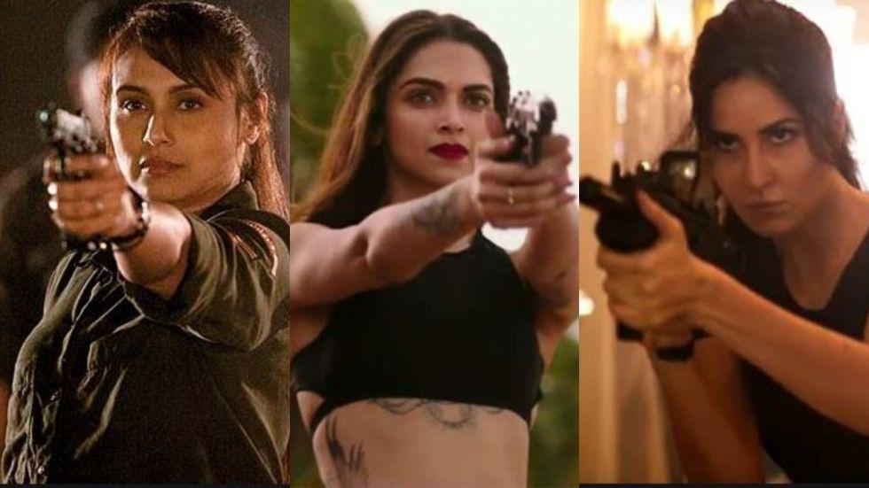Rani Mukherji Wants To Star In Desi Version Of Charlie's Angels
