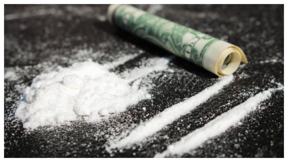 Man 'Caught' With Bag Of Cocaine Tells Police That The Wind Placed It There