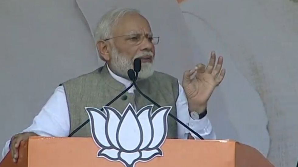 Jharkhand Assembly Elections: PM Modi Slams Congress For Stalling Ayodhya Verdict