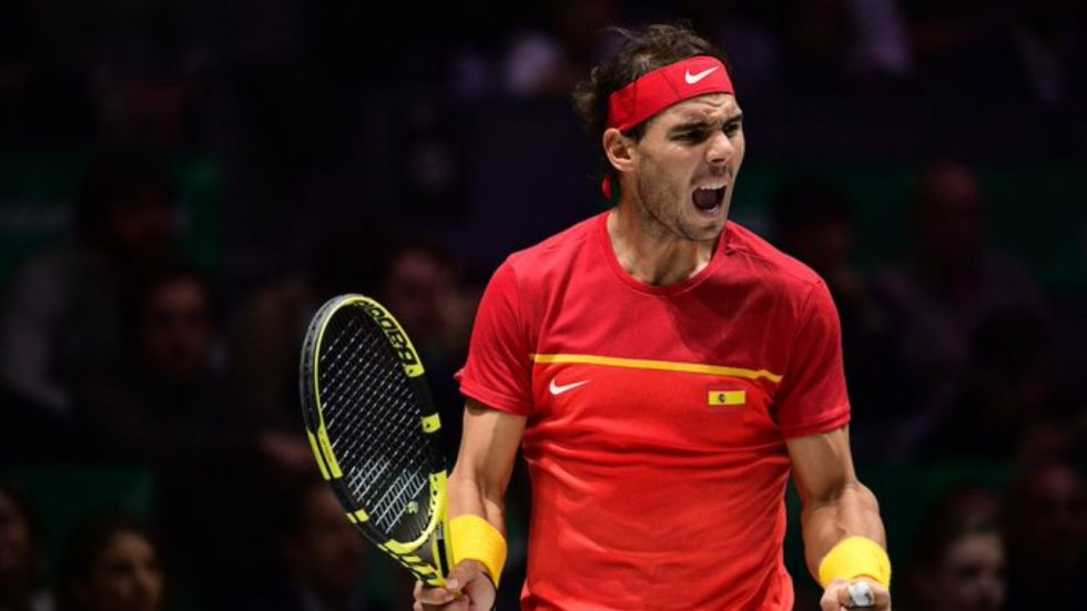 The 33-year-old had been an unstoppable force in Spain's pulsating semi-final against Britain on Saturday