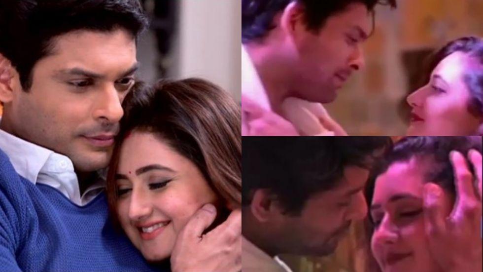 Bigg Boss 13: Viral Clip Shows Sidharth Shukla And Rashami Desai Romancing In House