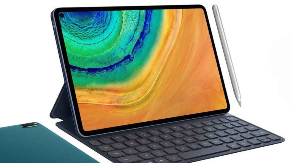 Huawei MatePad Pro Launched