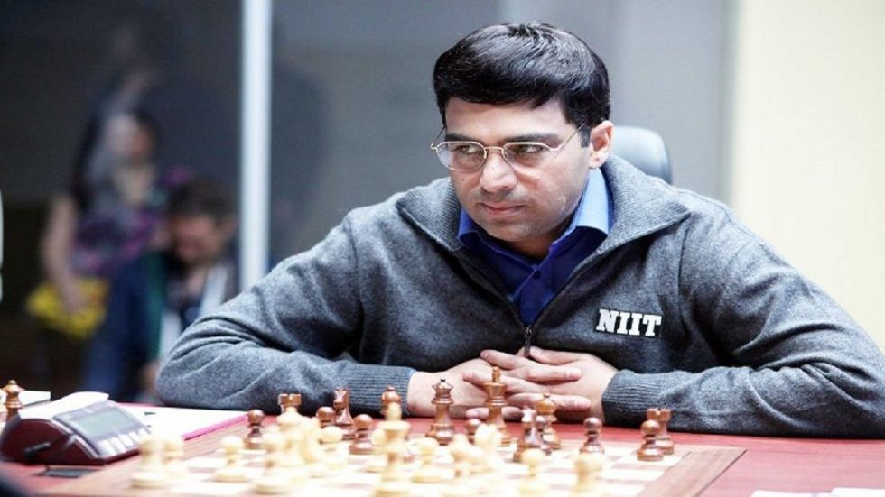 I'm Becoming My Worst Enemy, Says Viswanathan Anand