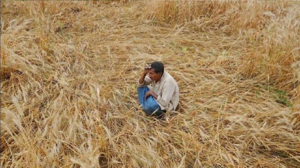 Centre told Rajya Sabha that data provided by states on farmer suicide cases was