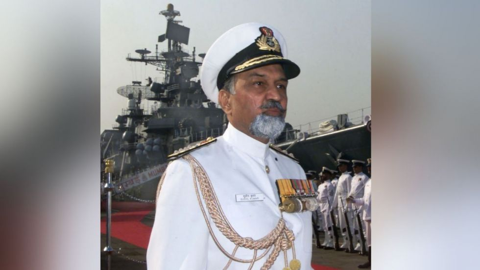 Admiral Sushil Kumar was Indian Navy  Chief from 1998 to 2000.