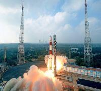 ISRO Launches CARTOSAT-3, 13 USA's Commercial Nanosatellites From Sriharikota