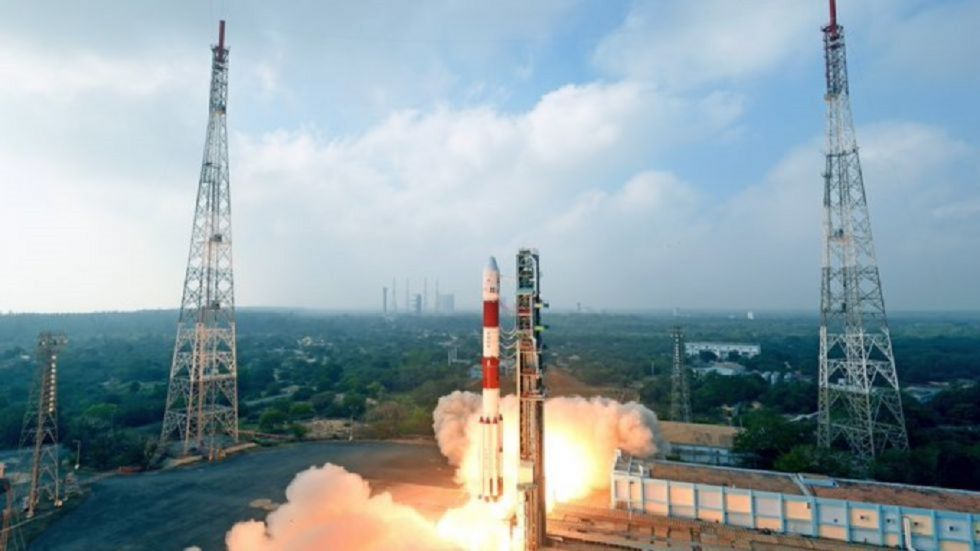 PSLV-C47 Successfully Injects Cartosat-3 Into The Orbit: