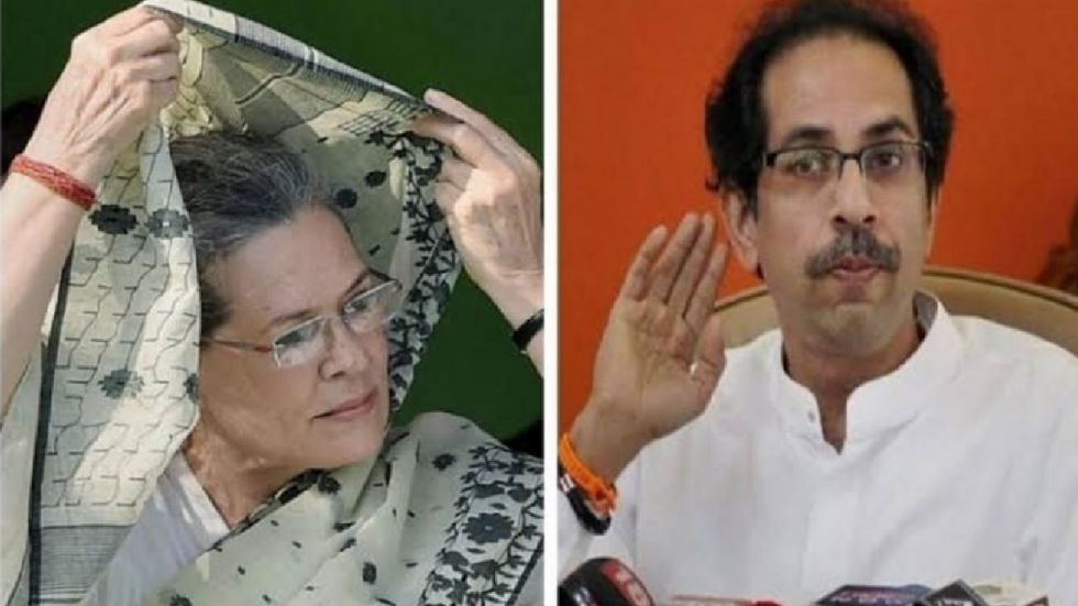 Sonia Gandhi has been invited to attend Uddhav Thackeray's swearing-in ceremony.
