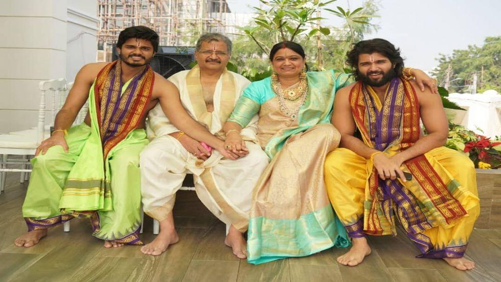 Vijay Deverakonda Moves To Plush House Worth Rs 15 Crore In Hyderabad