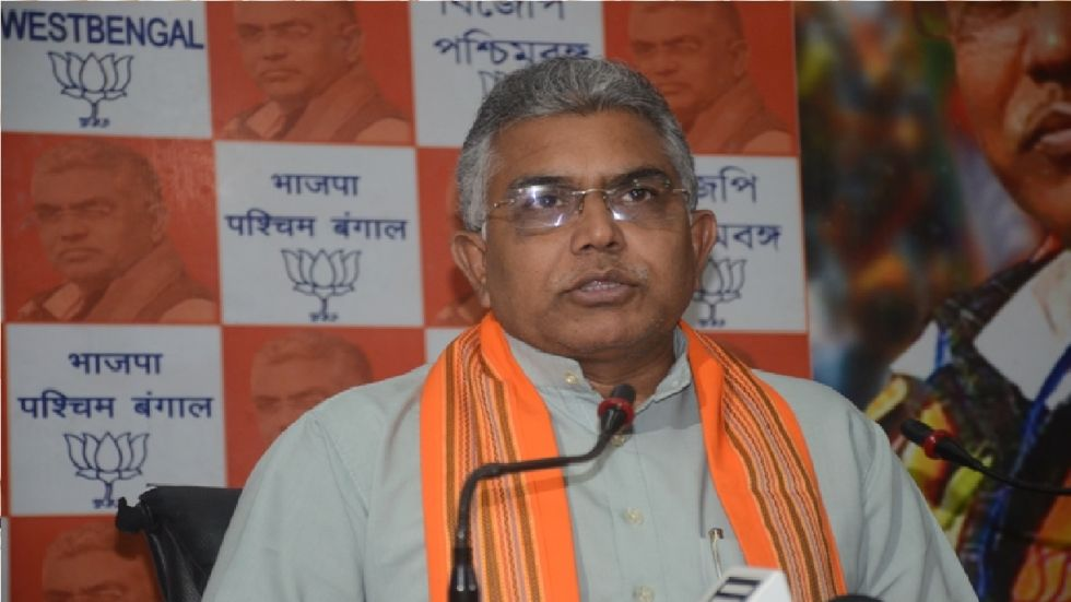 West Bengal BJP chief Dilip Ghosh, however, said that NRC wasn't the issue but it could be the selection of candidates.