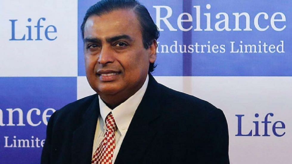 Reliance Industries' stock rose 0.73 per cent to a record peak of Rs 1,581.25 (intra-day) on the index.