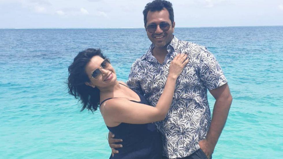 Priya Ahuja blessed with a baby boy.