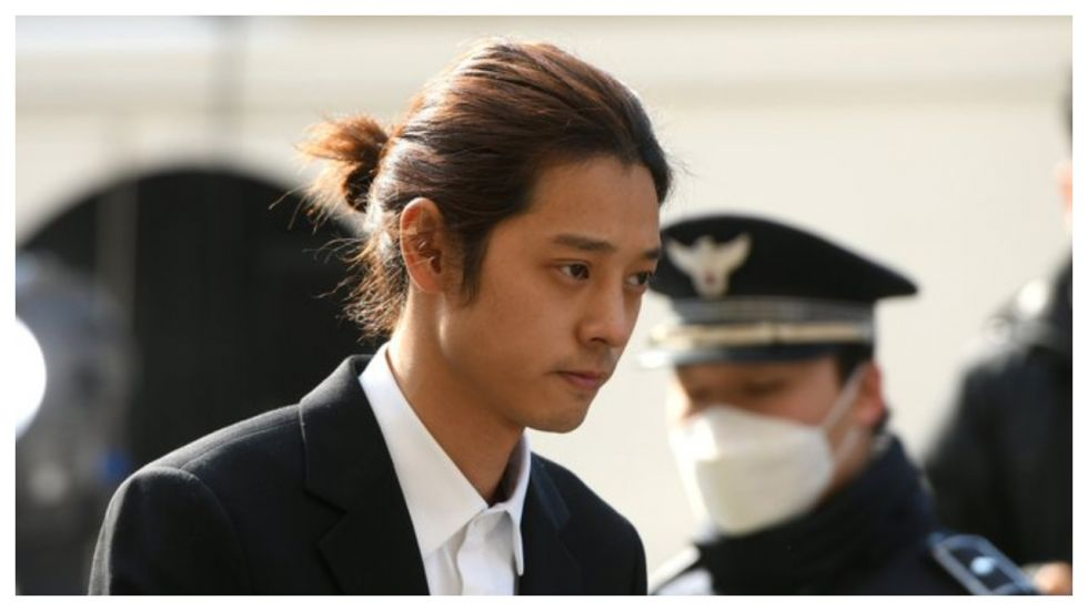 K-pop Star Jung Joon-young Jailed For 6 Years For Rape, Spycam Crimes