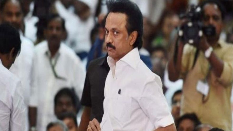 MK Stalin said he hoped that the new government will work closely with Tamils living in Maharashtra to ensure their safety and progress.