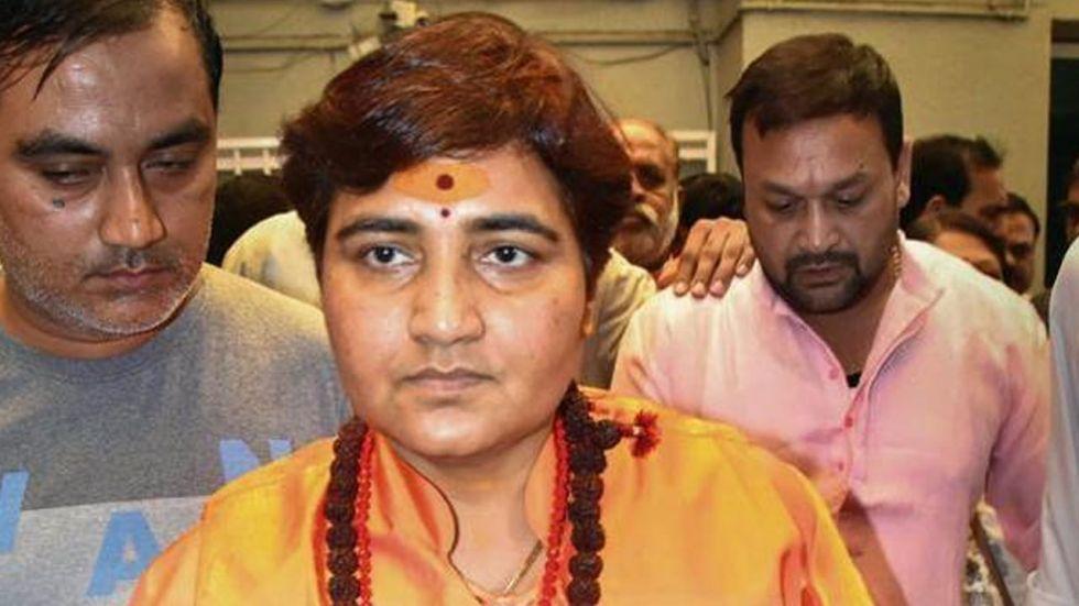 Pragya Thakur created a controversy on Wednesday with her 'Godse' remark in Lok Sabha.