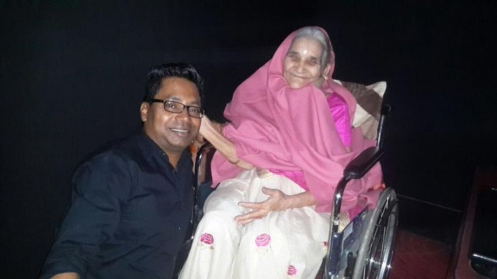 Pushpa Joshi Dies At 86.
