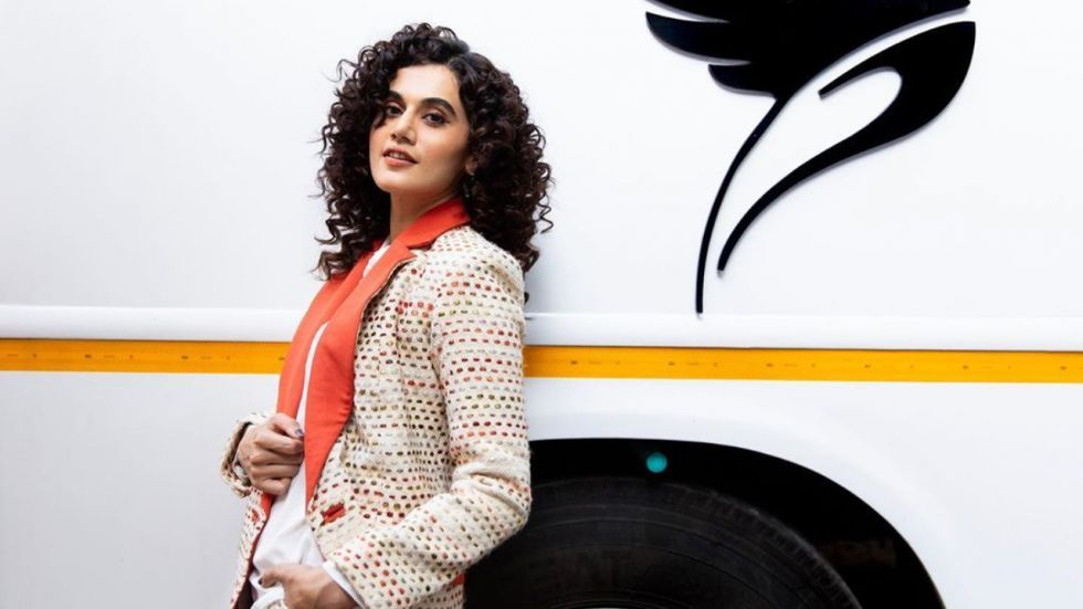 Taapsee Pannu is basking in the success of her latest release Saand Ki Aankh.