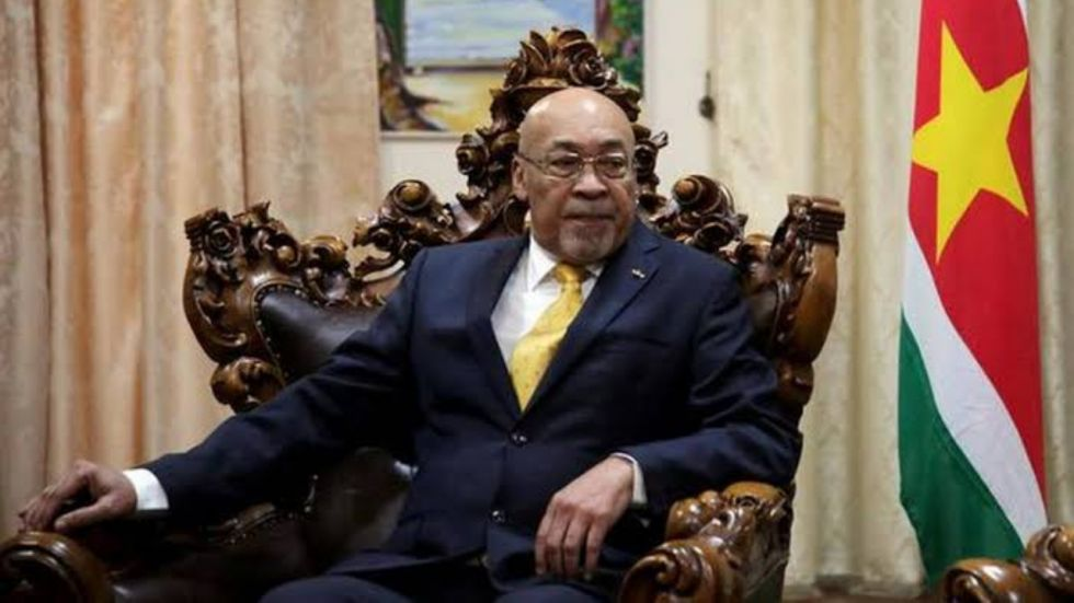 Suriname President Desi Bouterse Sentenced To 20 Years For 1982 Killings