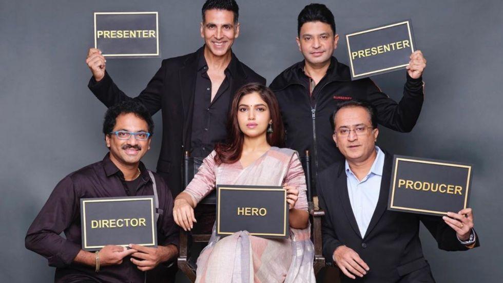 Bhumi Pednekar To Step Into Anushka Shetty's Shoes For Bhaagamathie Hindi Remake